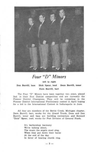 1975 - Four D Minors Program Photo.jpg