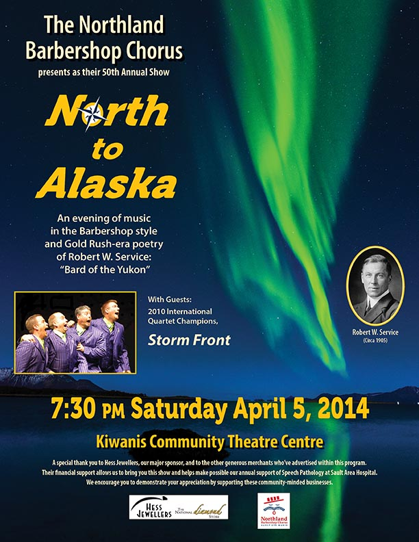 2014 - North To Alaska Program Cover.jpg