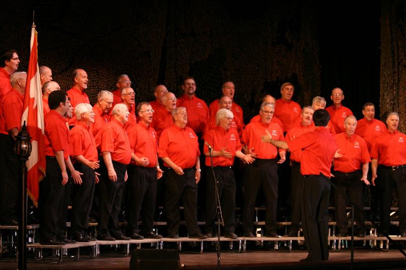 2008 - WW II Revue Soo Theatre - June 1 2008