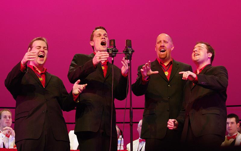 2011 - 50th Anniversary Show - Vocal Spectrum Mar. 26 2011
