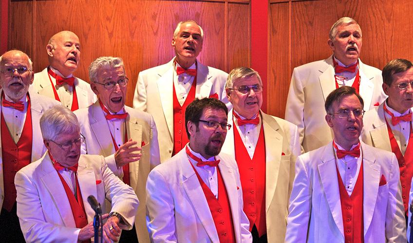 2011 - 50th Anniversary Show rehearsal-06 Mar. 24 2011