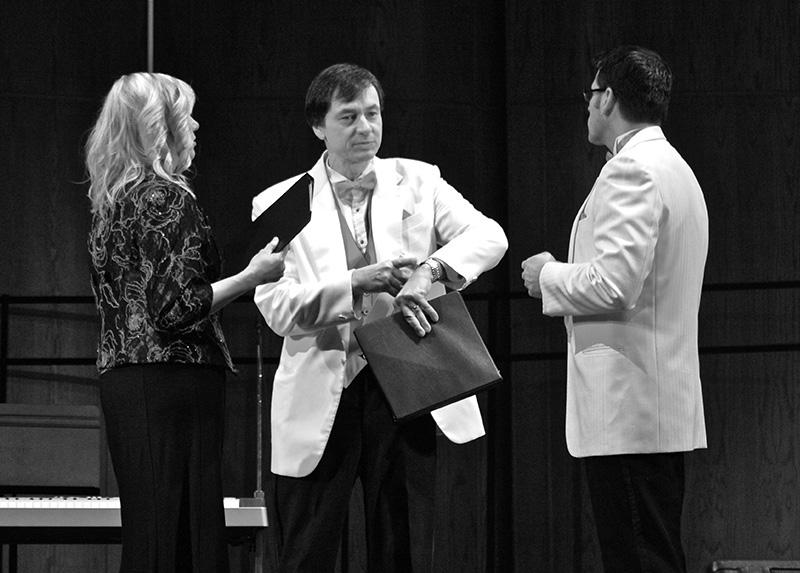 2011 - D. Williams B. Shami S. Patterson - Show Night Mar. 26 2011