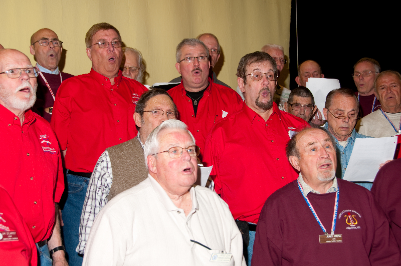 2010 - Joint rehearsal in St. Ignace with Alpena and Gaylord Chapters-3 - May 8 2010.jpg