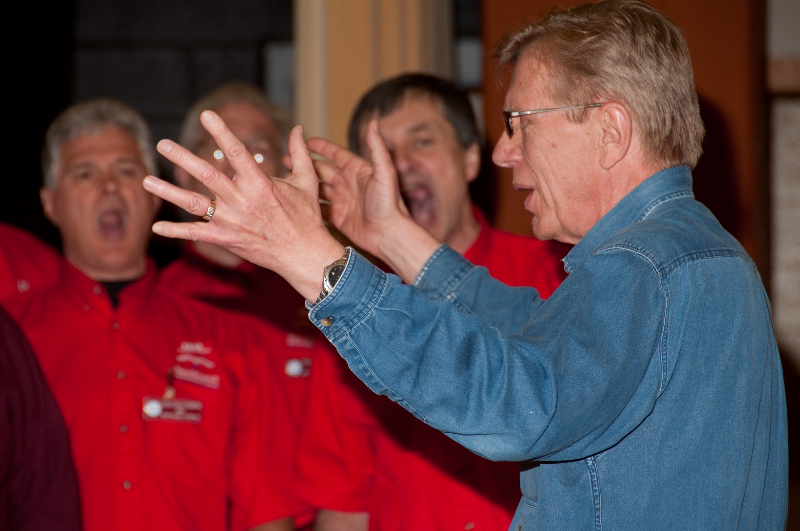 2010 - Joint rehearsal in St. Ignace with Alpena and Gaylord Chapters-7 Ted Johnson directing - May 8 2010.jpg
