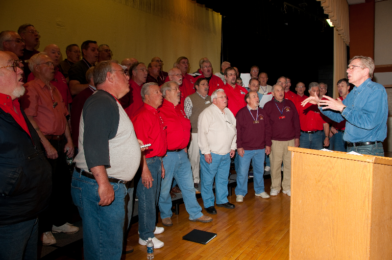 2010 - Joint rehearsal in St. Ignace with Alpena and Gaylord Chapters-9 Ted Johnson directing - May 8 2010.jpg