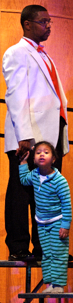 2011 - 50th Anniversary Show rehearsal - Amos_Hanson_with_daughter_Nyah.jpg