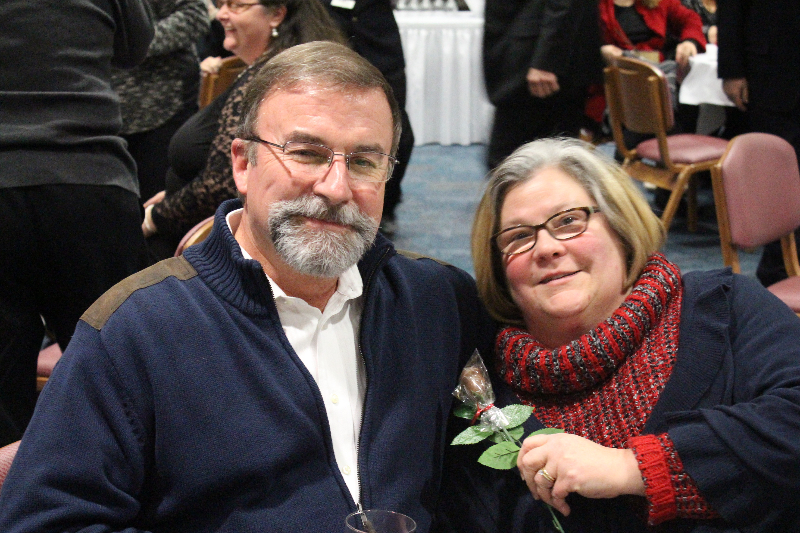 2015 Ladies Night 24 - Dave and Maureen Parker - Feb. 14 2015.JPG
