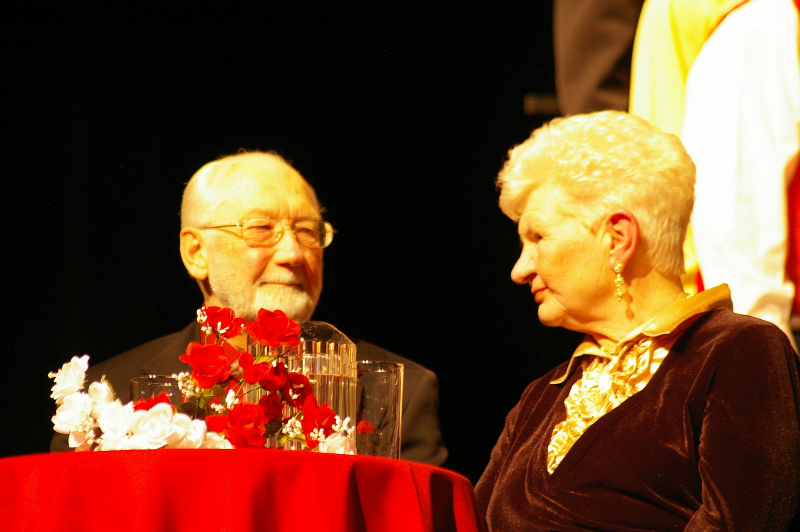 2009 - Table For Two Gerry and Bonnie Forsell - Apr. 4 2009.jpg