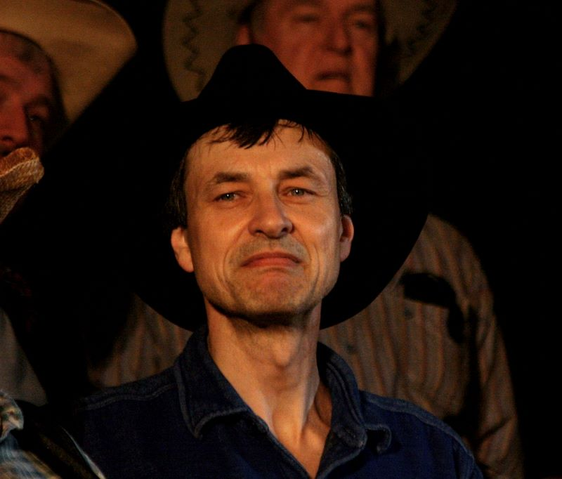 2010 - Cowboy Chorale Soo Theatre - Bob Shami Dont lose pitch - June 6 2010