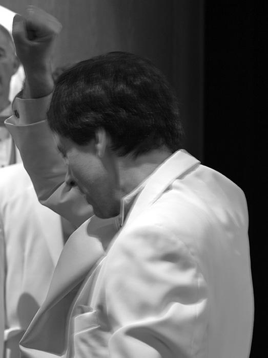 2011 - Director B. Shamis cut-off - Dress rehearsal Mar. 24 2011